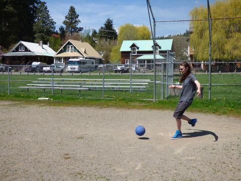 Kick Ball image for 09