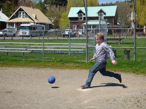 Kick Ball image for 15