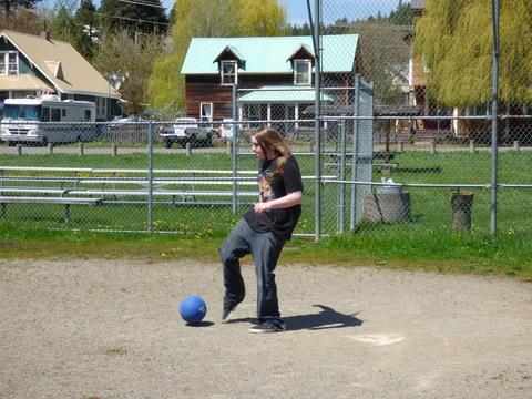 Kick Ball image for 17