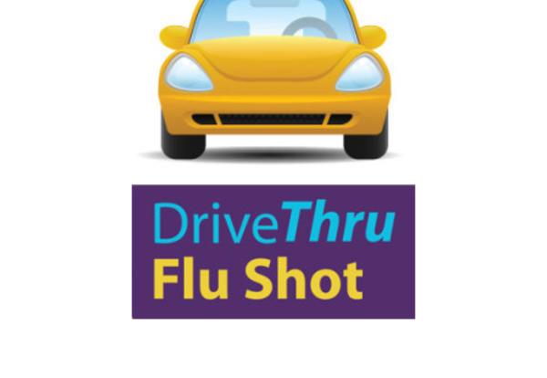Drive Thru Flu Shot