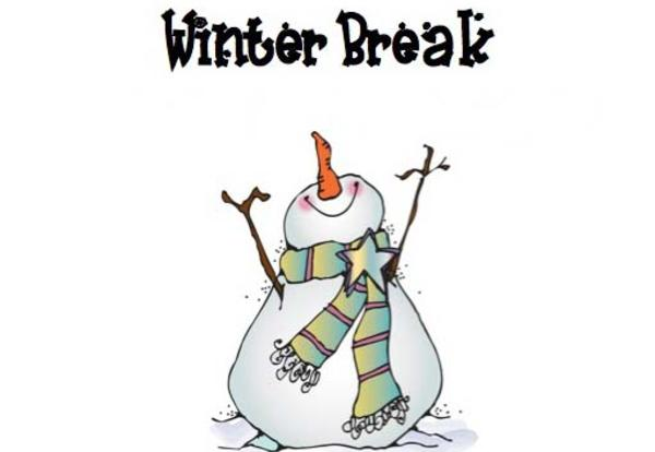 Coming Soon - Winter Break