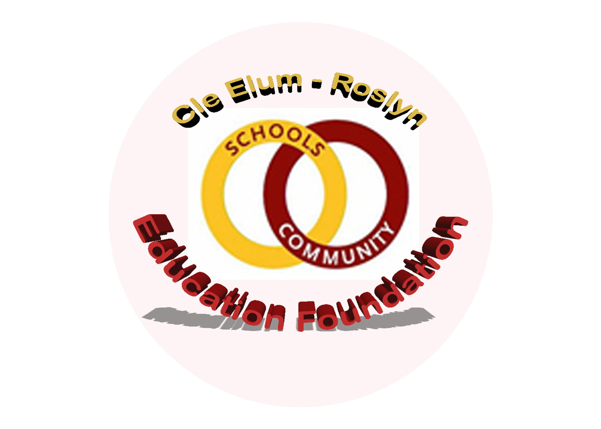 Cle Elum- Roslyn Education Foundation Logo