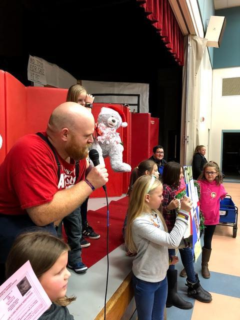 Stuffed animal drive for Ellensburg ER
