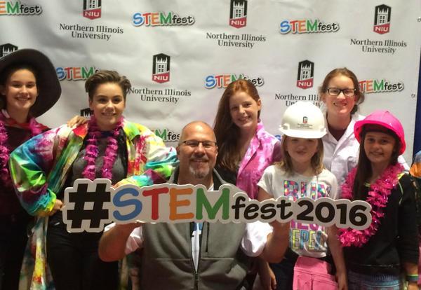 Stanton STEM class visits STEMfest