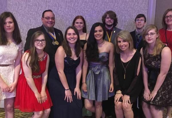 ICC honor society attends international conference