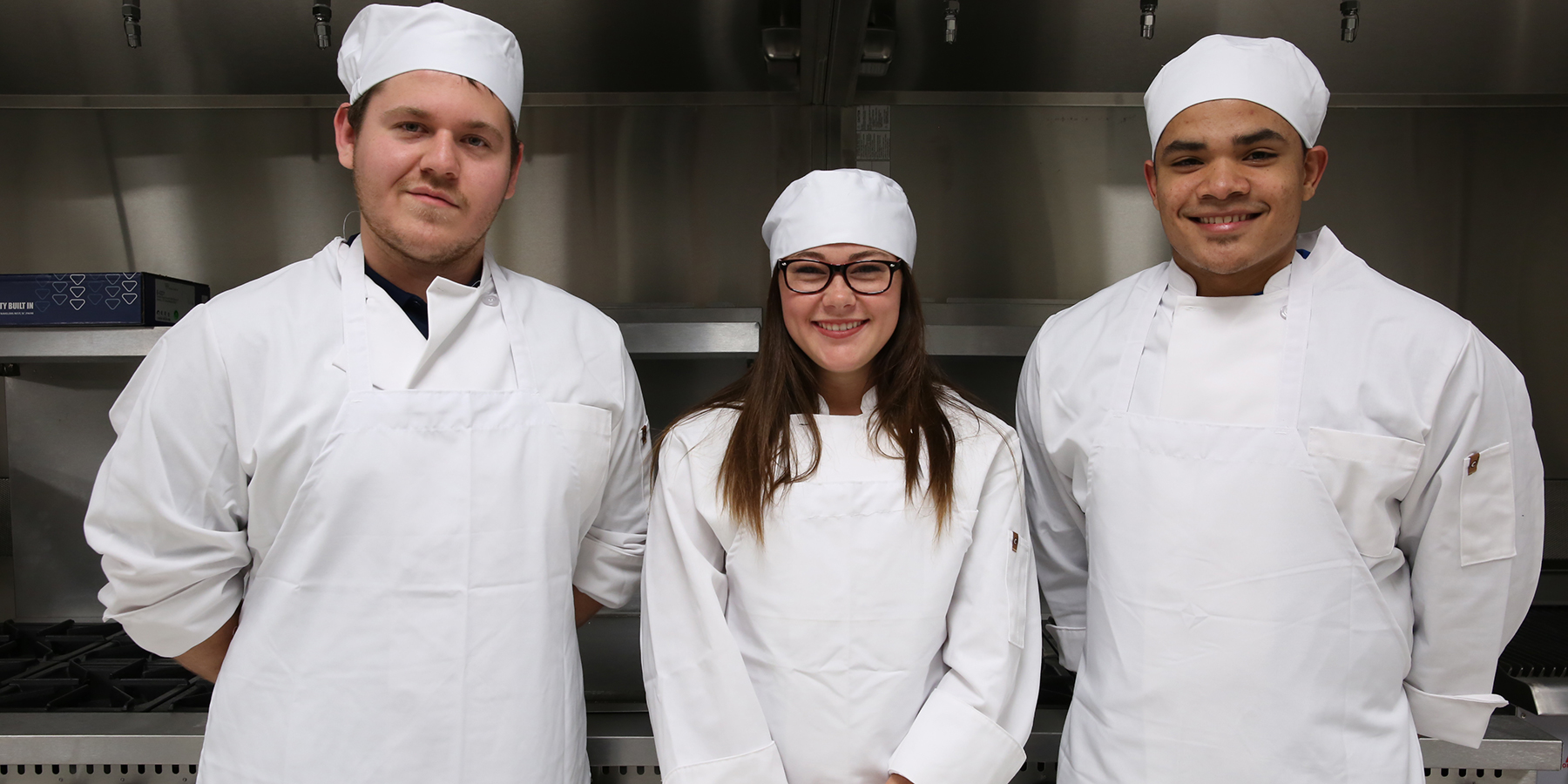 ICC Culinary Arts Students