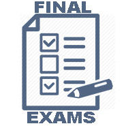 icon for final exams