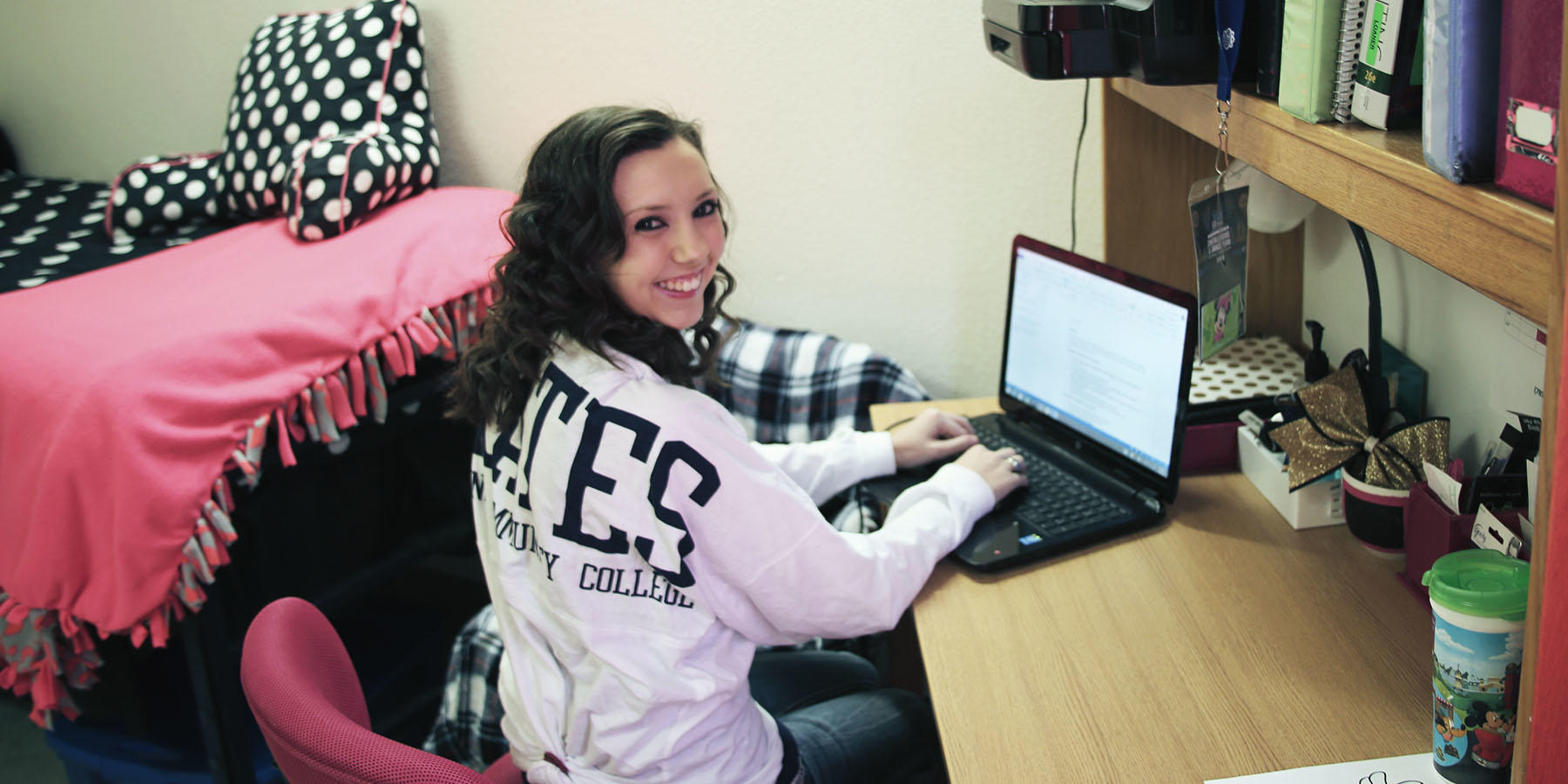 ICC Online Learning Student