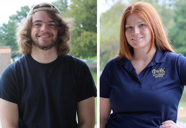 Henderson, Zimmerman earn ALL-USA Community College Academic Team nominations