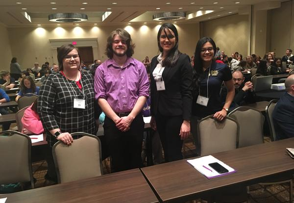 ICC's local Phi Theta Kappa chapter comes up winners at regional awards, elections