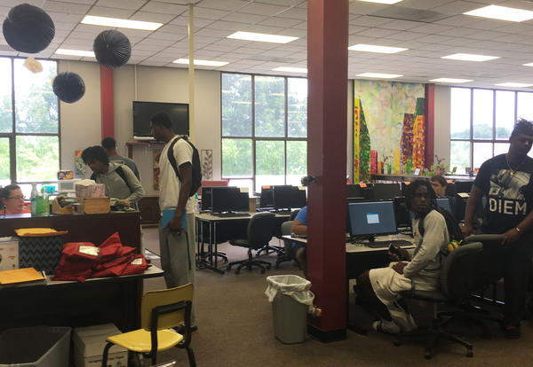 ICC's opening day summer enrollment up 70 percent