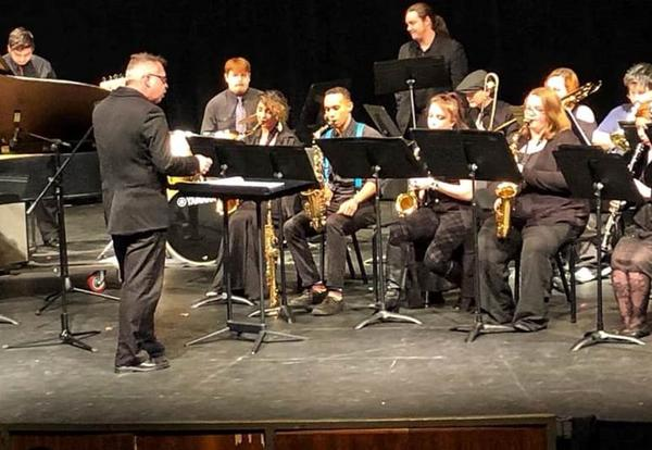 ICC to host band honors day concert