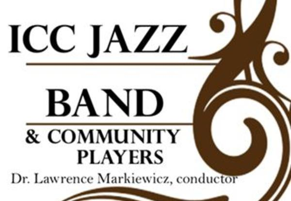 Don't miss the ICC Campus/Community Jazz Band in concert downtown