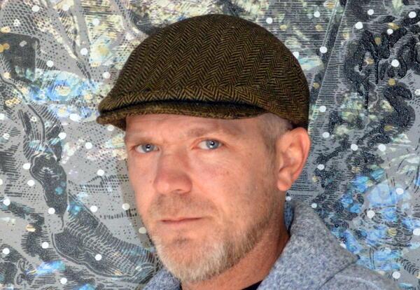 ICC art professor J.D. McGuire featured in book