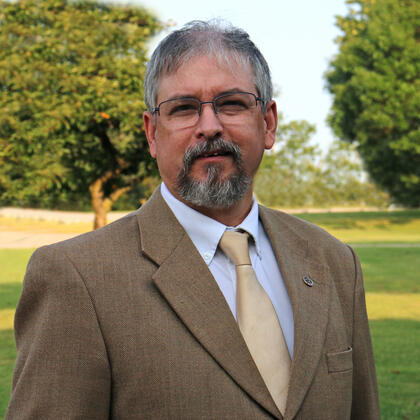 Dr. Isaias McCaffery