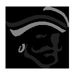 Pirate Logo (Black and White)