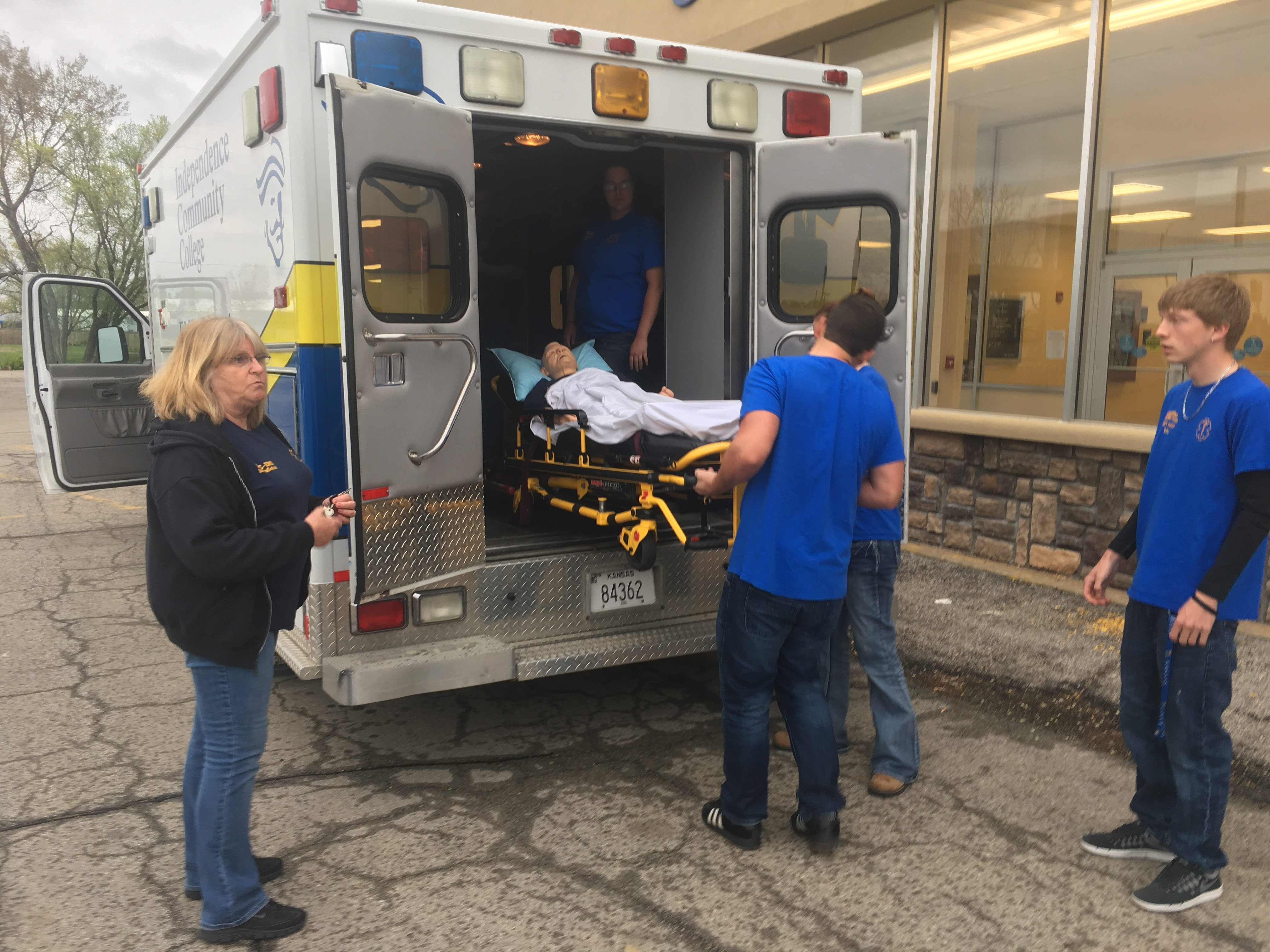 EMT Advanced Practical