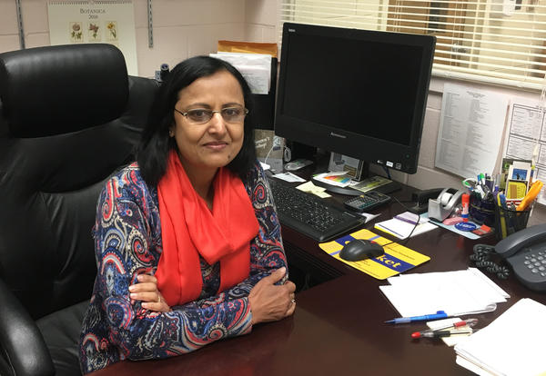 ICC biology professor, Lal earns grant for work on antibiotics