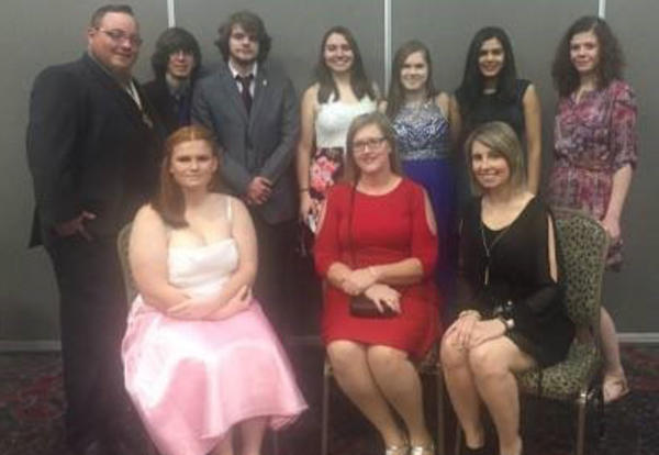 ICC Students compete at regional honors conference