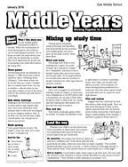 Middle Years article
