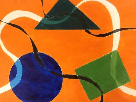Oak Artwork at Central Office 07