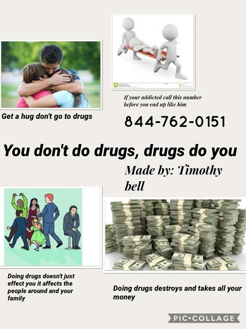 Hug Not Drug