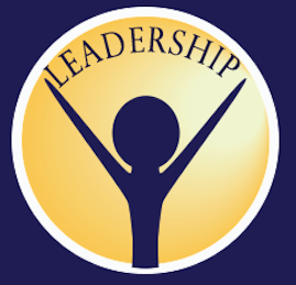 Portrait of a Graduate Logo for Leadership