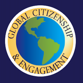 Portrait of a Graduate Logo for Global Citizenship and Engagement