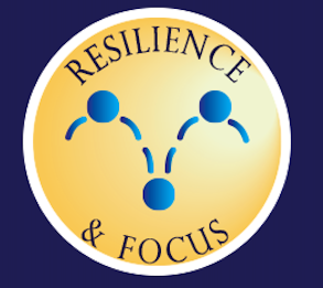 Portrait of a Graduate Logo for Resilience and Focus