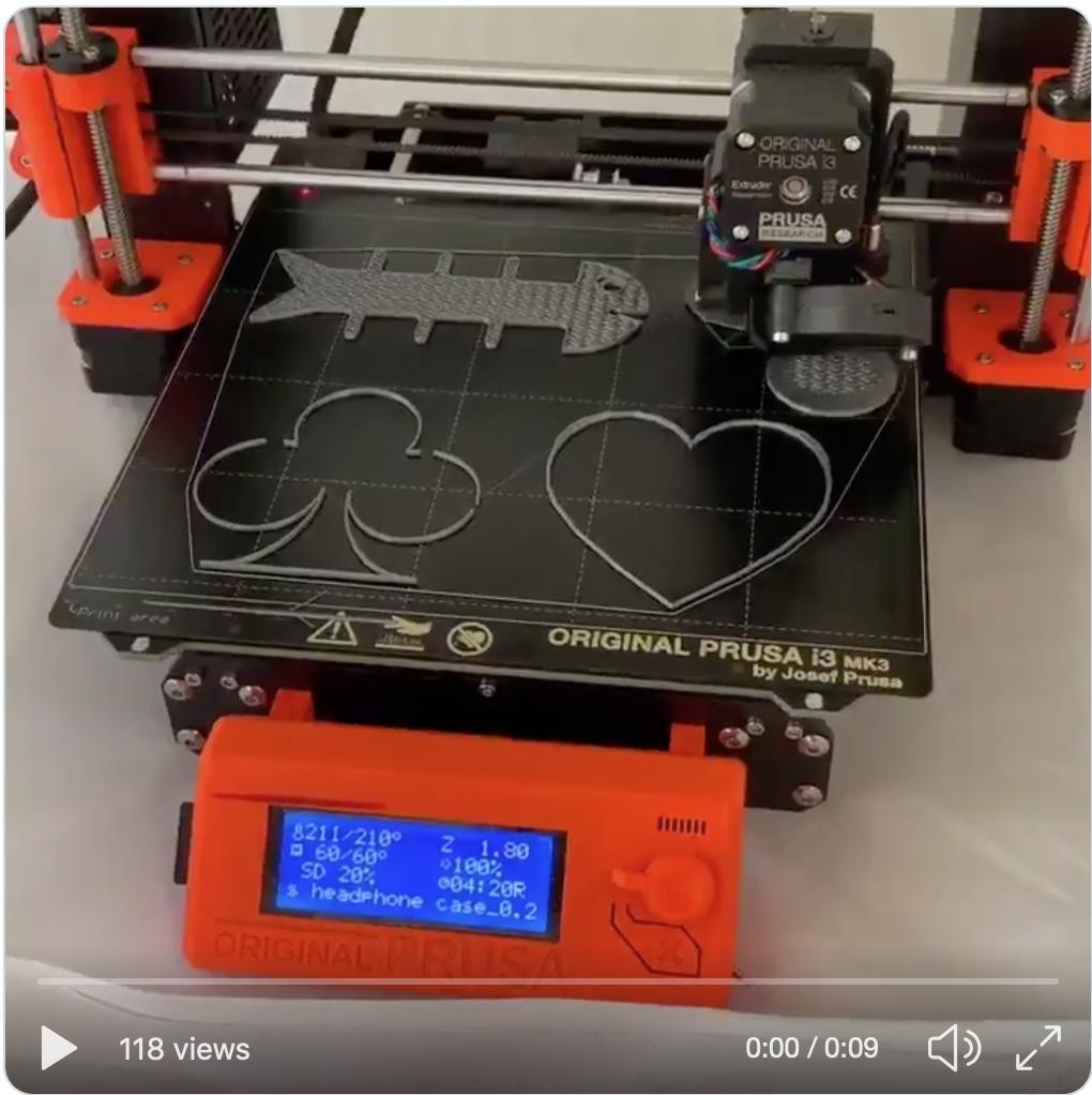 Shrewsbury 3D Printer