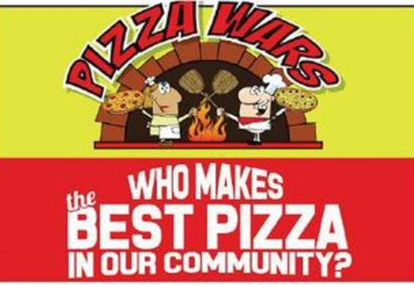 Community Invited to Fourth Annual Pizza Wars, January 19