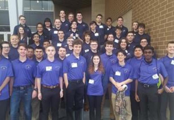 D99 Students Sweep the 2017 SkillsUSA Illinois Conference