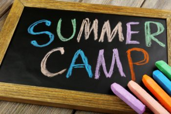 Summer Camp on blackboard