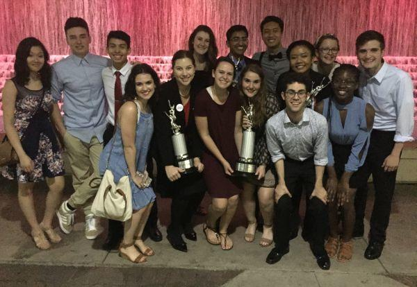 DGS Speech Team Earn Top Awards at National Speech Tournament