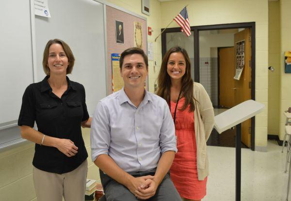 Three DGN Teachers Receive National Scholarships, Attend National Institute Summer Programs