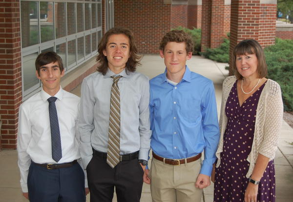 Three National Merit Semifinalists, 20 Commended Students at District 99