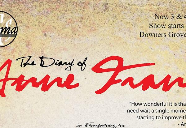 DGS Fall Play: The Diary of Anne Frank
