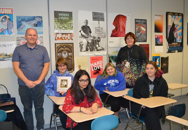 DGS Calliope literary magazine earns first place rating by the Kettle Morraine Press Association