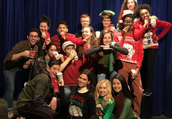 DGS will present their Winter Play, It's a Wonderful Life: A Live Radio Play