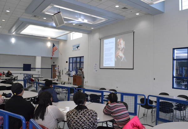 D99 Hosts Parent & Student Workshop