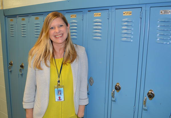 South High Teacher Named National Board Certified Teacher