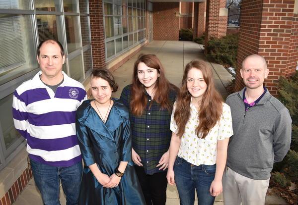 Three DGN Students Win 2018 Regional Scholastic Writing Awards