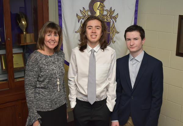 Two DGN Students Named U.S. Presidential Scholar Candidates
