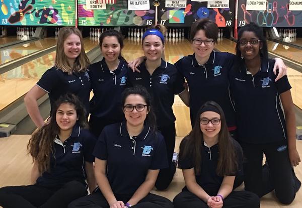 DGS Girls Bowling Team Celebrates Monumental Year