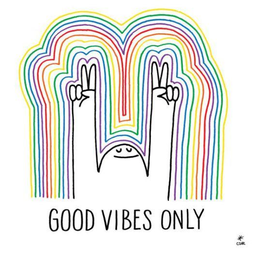Positively Awesome Vibes!