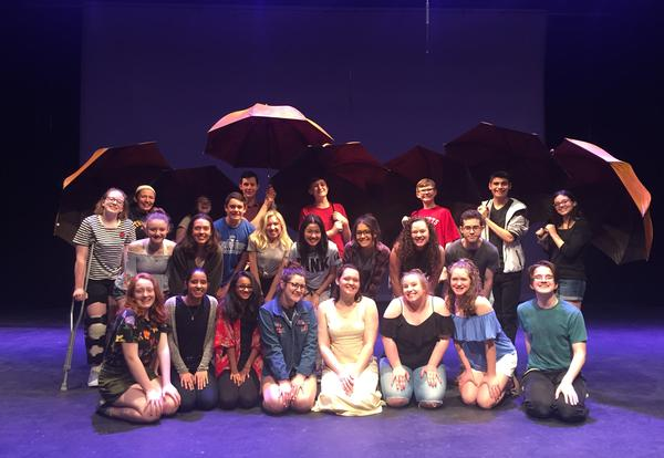 DGS Drama Presents James and the Giant Peach on May 4