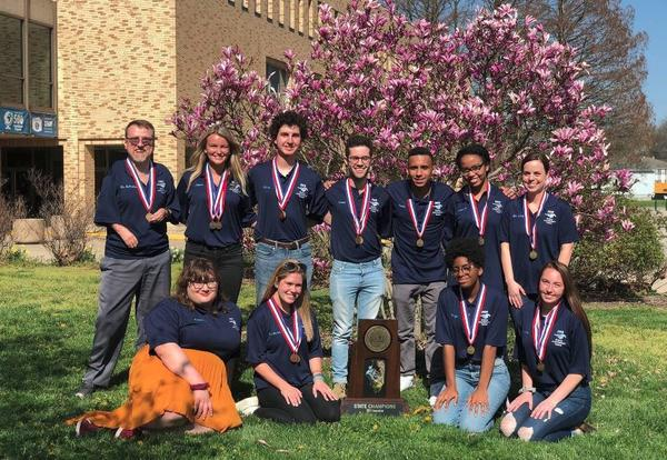 South High Named IHSA Journalism State Champions