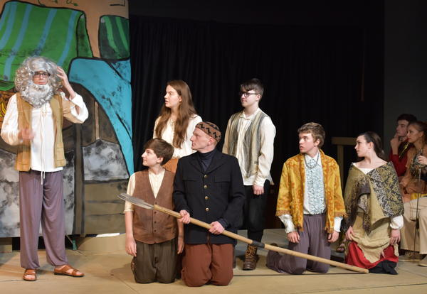 DGN Presents Spring Play: The Comedy of Errors on May 3-5