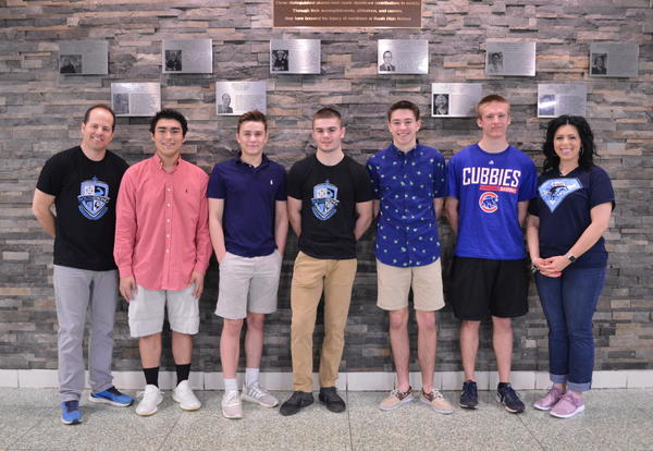 District 99 students compete in Illinois Stock Market Game: South High takes first place