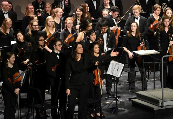 District 99 Orchestra to Perform in Millennium Park
